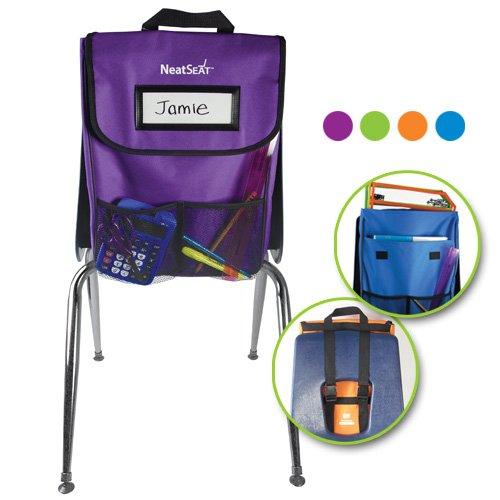 EAI Education NeatSeat Classroom Organizer product image