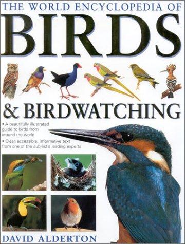 Download The World Encyclopedia of Birds & Birdwatching ebook