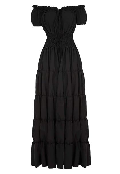 renacentista Vestido Medieval Mujer Vintage Victoriano gotico ...