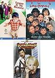 Madcap Boys Dennis the Menace / Little Rascals Movie / Leave it to Beaver DVD Film Favorites Triple adventure Family feature Bundle