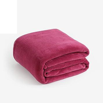 Amazon.com: XiongDaDa - Manta de franela gruesa, mantas de ...