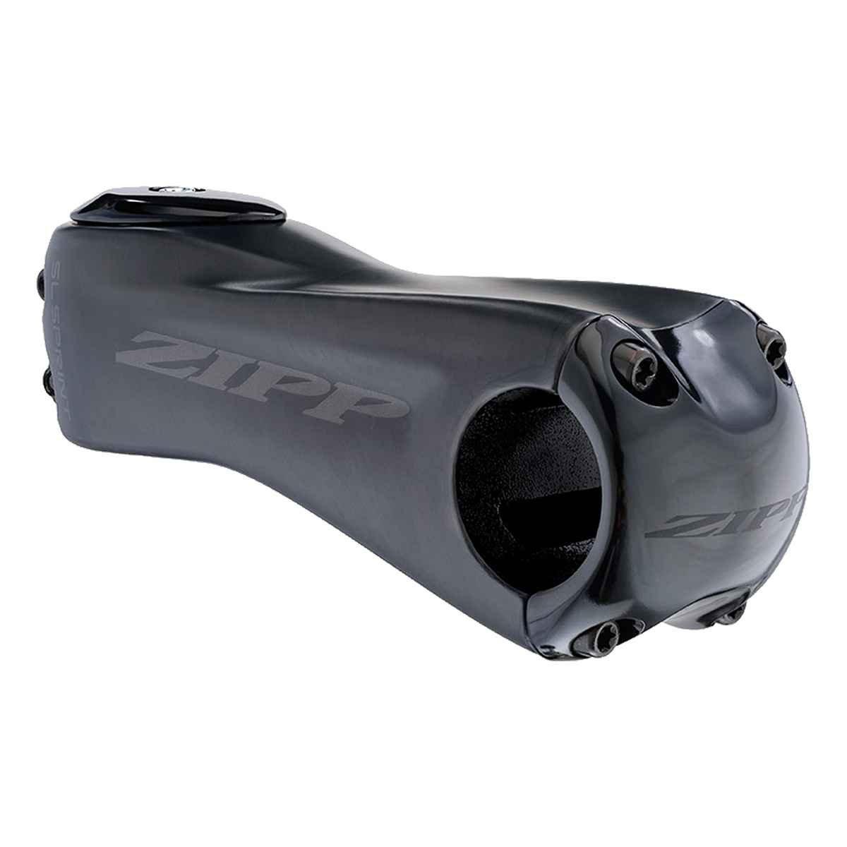 Zipp SL SPRINTカーボンステム B06XNVC7SG 90mm/-12deg|Matte Black/Black Matte Black/Black 90mm/-12deg