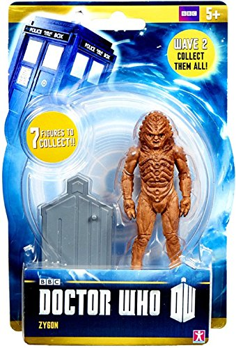Doctor Who Wave 2 - Zygon - 3.75' Figure - Ages 5+