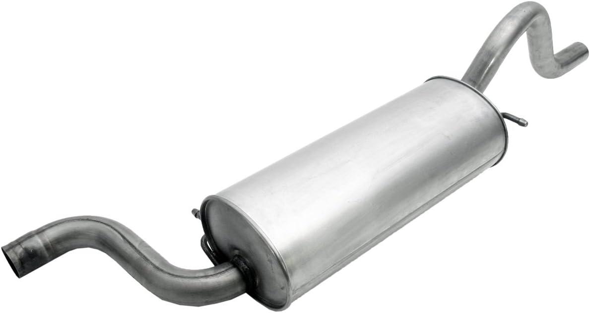 Walker 55559 Quiet-Flow Stainless Steel Muffler Assembly