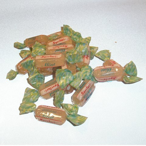 Sperlari Mint Candy - 460 Pieces - 6.6 lb by Sperlari