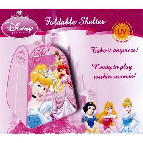 Girls Disney Princess Pop Up Play Tent Pink Brand New