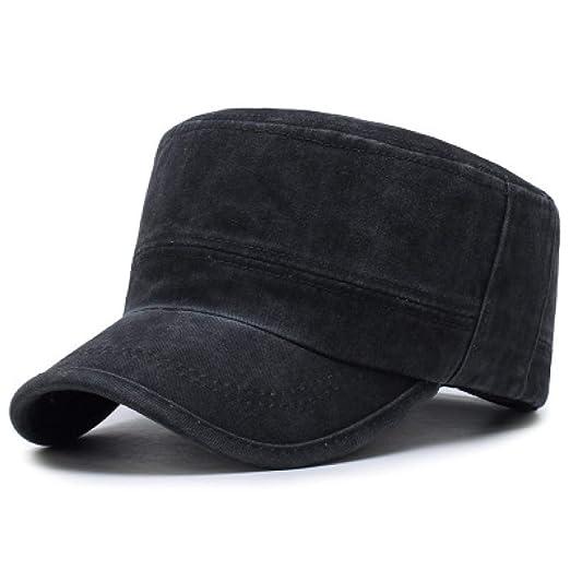 kyprx Sombreros de Sol para Mujer Sun C Unisex Hombres Mujeres ...