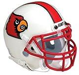 Schutt NCAA Louisville Collectible Mini Football Helmet