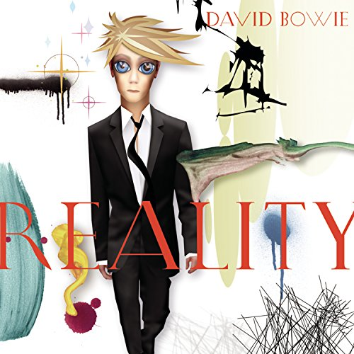 「David Bowie – Reality」の画像検索結果