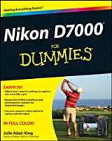 Nikon D7000 For Dummies Front Cover