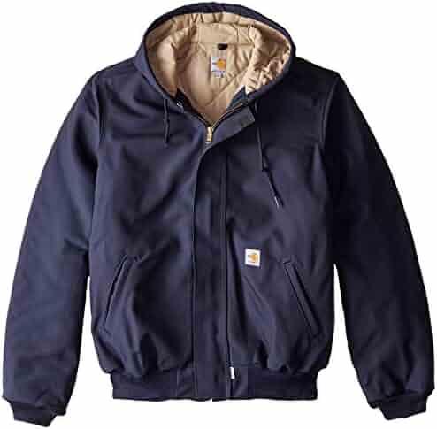 90d4a5491bed Carhartt Men s Big   Tall Flame Resistant Duck Active Jacket