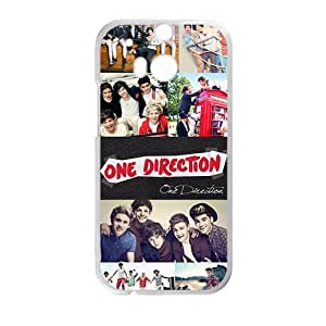 Love One Direction White htc m8 case
