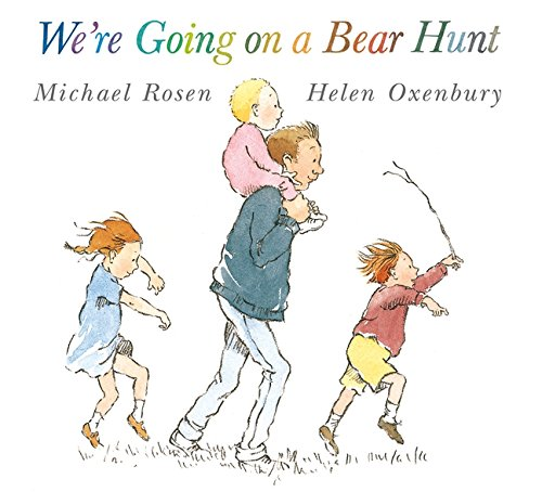 Image result for we're going on a bear hunt