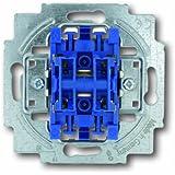 Busch-Jaeger 2000 / 5US Mécanisme d'interrupteur à manette à double allumage