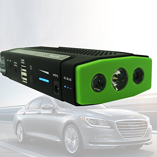 40000mAh generator vehicle Jump Starter excessive CAPACITY potential Bank Battery USB simple holiday Charger moveable things Laptop Smartphones iPhone Android Jump Start Vehicle Emergency SOS Flashlight Auto Huge Capacity > 30000mAh & 38000mAh Batteries