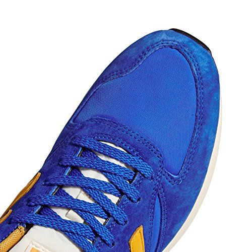 Zehenkappen Engineered Buty Re Herren Suede Gelb Balance 420 Blau New 0SqOHwH