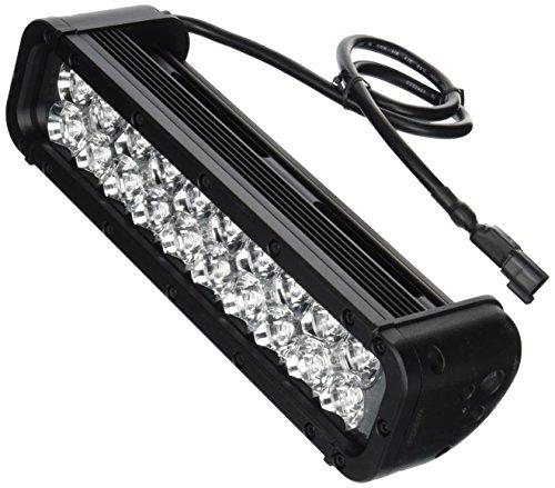 Infrared LED Light Bar - 20 IR LEDs - 60 Watts 750/850/ 940NM - Extreme Environment - 800'L X(-Spot-850nm-Black)