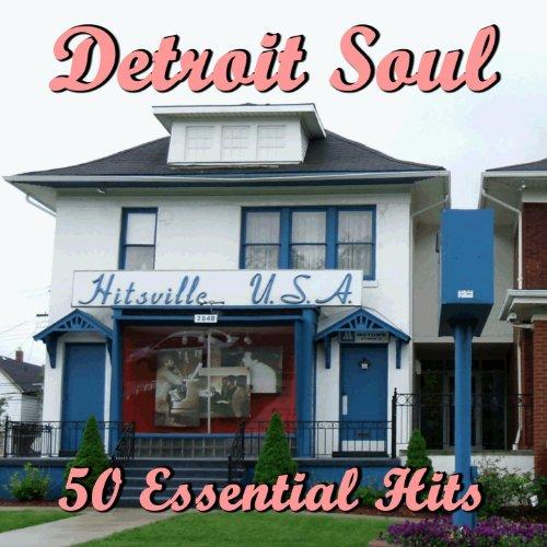 Detroit Soul: 50 Essential Hits