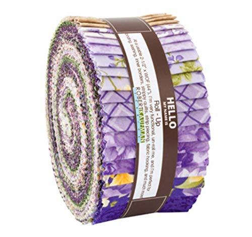 Beckford Terrace Wisteria Colorstory Roll Up 2.5