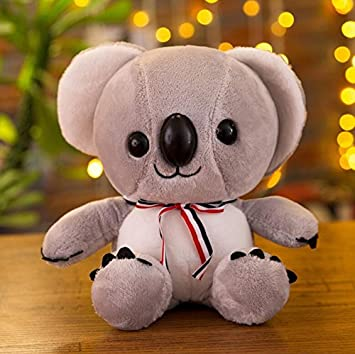ShireyStore Muñecas de Juguetes de Peluche para Niños de Peluche Koala Baby (Gris, 50