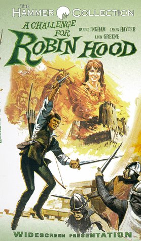 (Challenge for Robin Hood [VHS])
