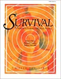 Survival : A Sequential Program for College Writing, Robert Frew, Richard C. Guches, Robert E. Mehaffy, 091796232X