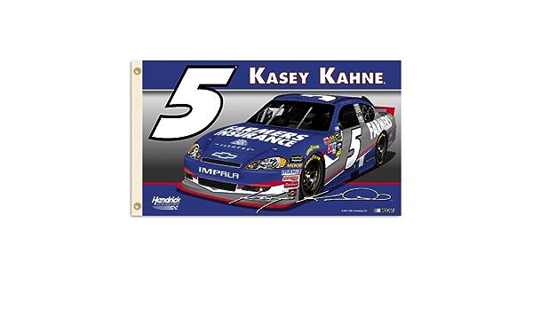 Kasey Kahne 3 x 5 Double-Sided Nascar Flag