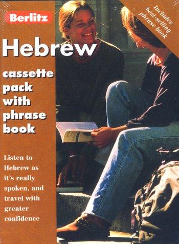 Berlitz Hebrew (Berlitz Cassette Pack)
