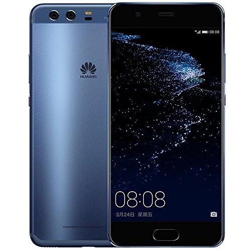 HUAWEI P10 Plus VKY-L29 5.5 inch Kirin 960 Dual 20 MP + 12 MP (4GB+64GB) Smartphone (Dazzling Blue) - GSM...