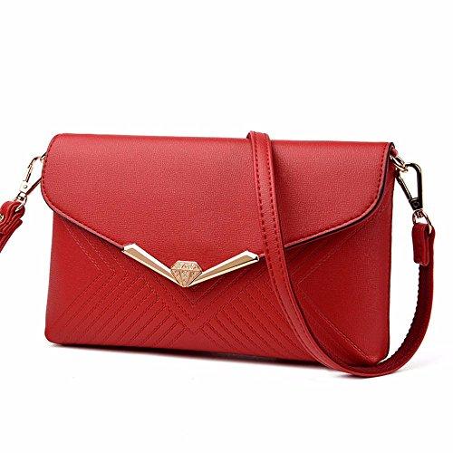 sac simple la épaule téléphone sac sac messager nouveau cm Gueules enveloppe sac embrayage 5 mode sac De 25 golden 16 11BRwgqxE