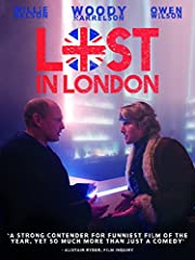 Lost in London por Woody Harrelson