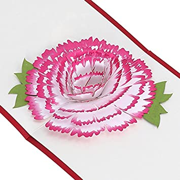 Birthday Card For Mum Special 3d Pop Up Greeting Card With