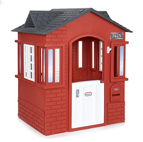 Little Tikes Cape Cottage, Red