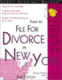 51HXDG4FSQL. SL160  How to File for Divorce in New York