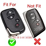 Coolbestda 2X Key fob Remote Cover Case Remote