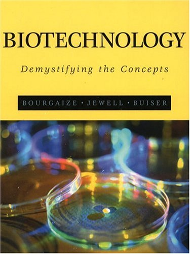 Biotechnology: Demystifying the Concepts