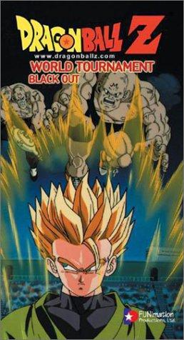 Dragon Ball Z - World Tournament - Black Out (Uncut) [VHS]