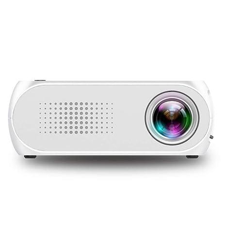 SZP Mini proyector, proyector portátil, HD 1080p, proyección de Pantalla Grande, teléfono