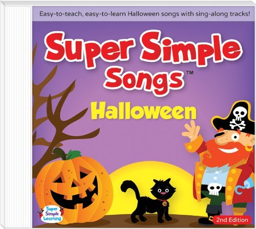 Super Simple Songs Halloween Learning product image