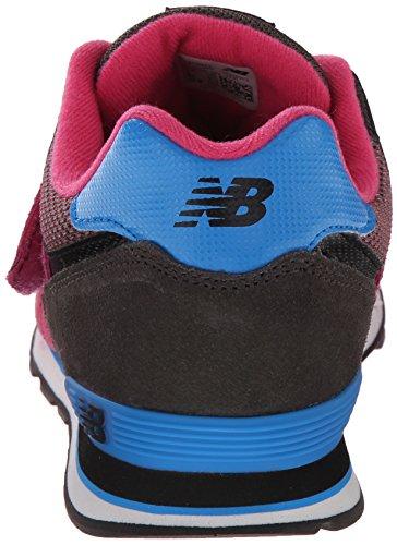New Balance - KV574 - Farbe: Hellblau-Rosa-Schwarz - Größe: 35.0