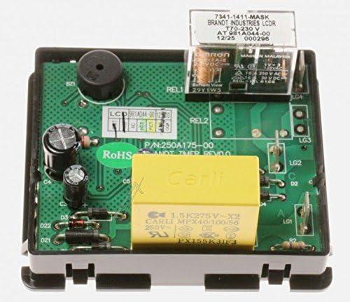 Groupe Brandt – Reloj programador digital para horno Fagor ...