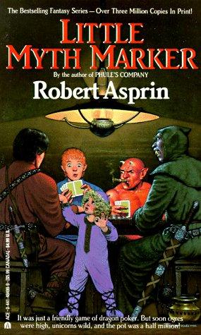Little Myth Marker Robert Asprin product image