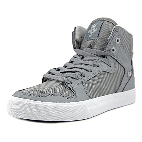 Supra Vaider LC Sneaker Grau weiß