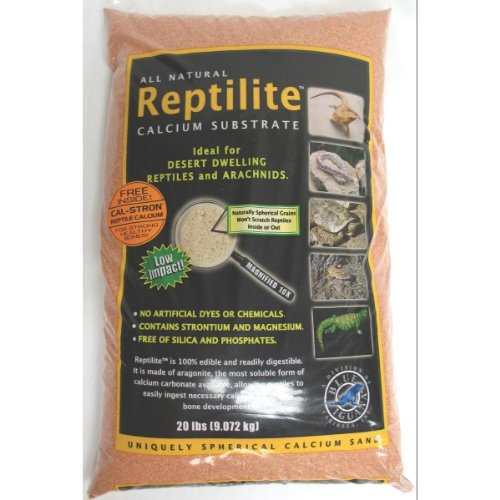 Caribsea Aquariam Reptilite Desert Rose 20Lb by Carib Sea