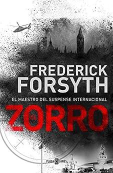 El Zorro Spanish Frederick Forsyth ebook product image