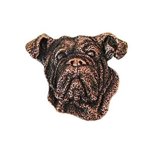 Cuivre ~ Premium Bulldog Anglais ~ Pin's (épinglette/Broche ~ dc072pr