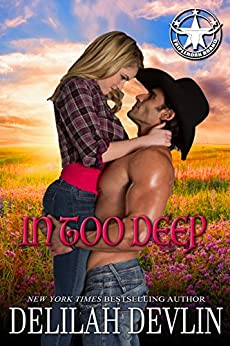 In Too Deep (The Triplehorn Brand Book 2) by [Devlin, Delilah]