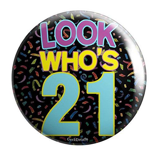 Geek Details Look Who's 21 2.25