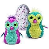 Hatchimals Pengualas Pink/Teal Egg Toy