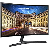Samsung C27F398 27-Inch Curved Monitor (Super Slim Design)